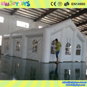 Customized Event Tent Inflatable Football Dome