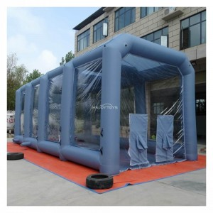 Extra Large Portable Paint Booth