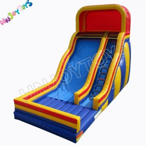 Good quality commercial use inflatable slide