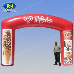 latest inflatable arch for advertising