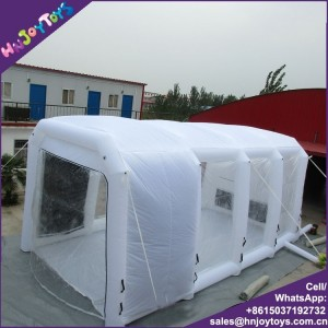 Inflatable Spray Booth Car Painting