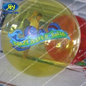 Printed Water Ball