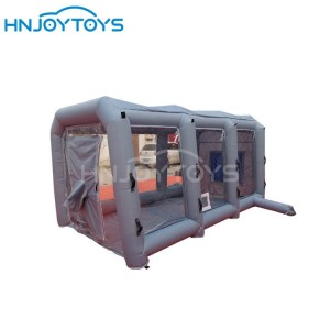 Small Paint Spray Booth