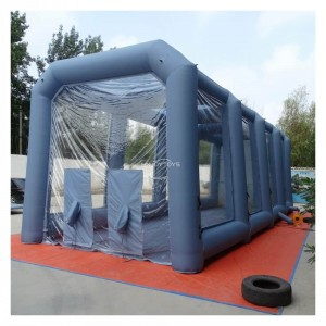 Where Can I Buy An Inflatable Spray Booth