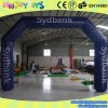 large inflatable arch for advertising