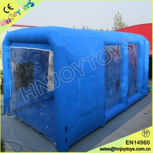 Commercial Used Inflatable Spray Booth