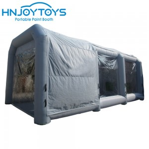 Large Inflatable Paint Booth