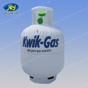 Inflatable Gas Tank