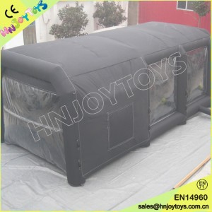 Inflatable Paint Booth for Sale