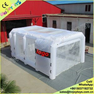 Portable Paint Booth for Sale